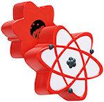 Atomic Symbol Stress Balls